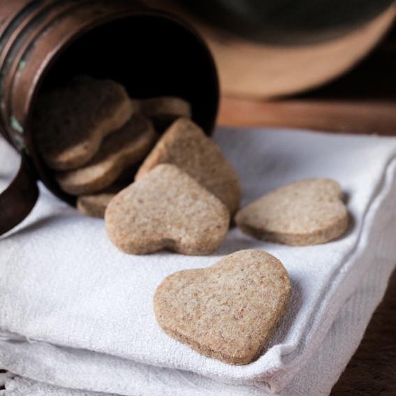 Biscotti vegani integrali biologici - Classici