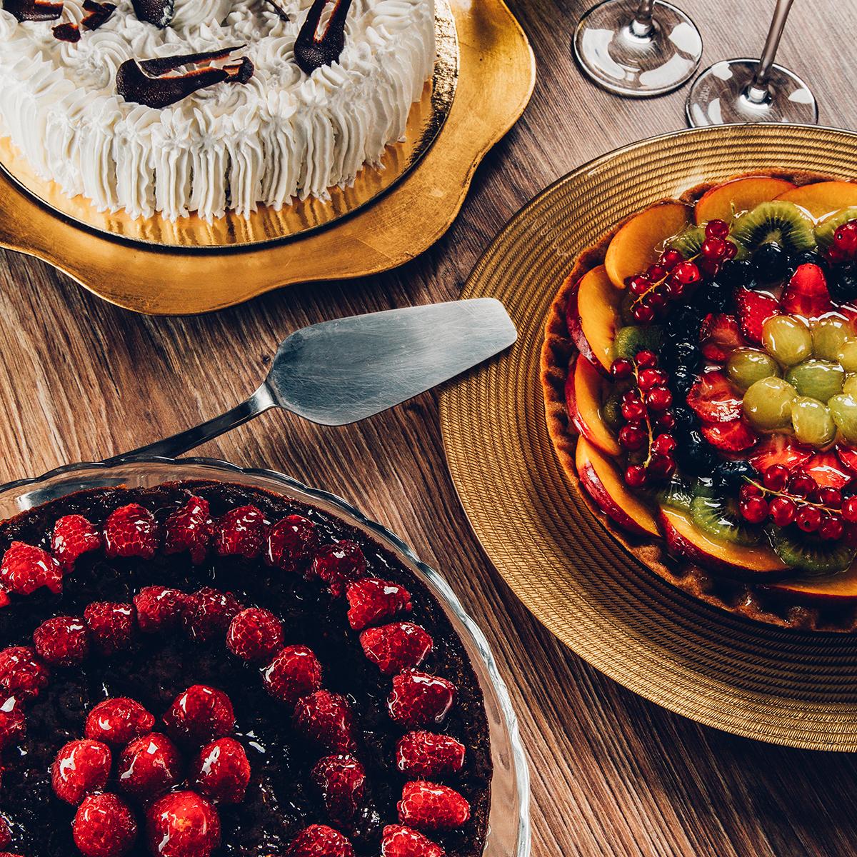 Torte speciali vegane su ordinazione
